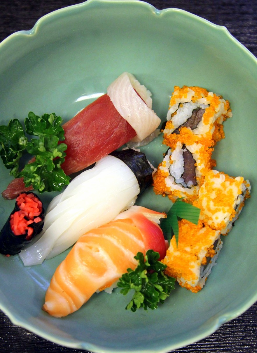 miglior sushi milano poporoya